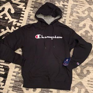 Champion Hoodie Brand New Men's Size OK For Women